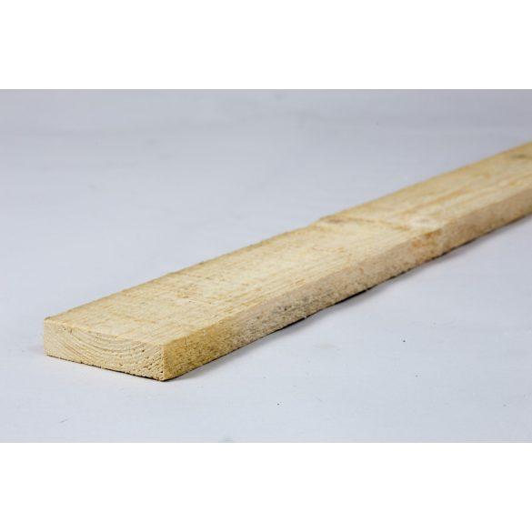 Lucfenyő deszka 2,3x10x400cm