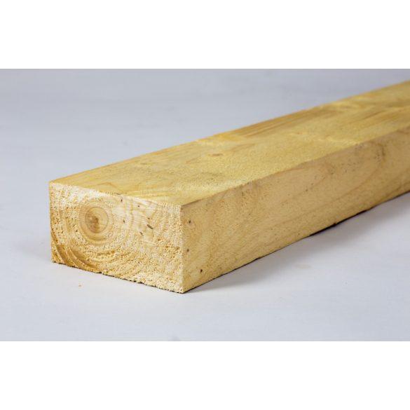 Lucfenyő szarufa 7,5x15x400cm