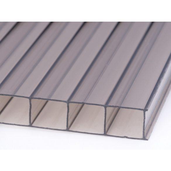 Bronz Standard Polikarbonát 10mm (210x200cm)