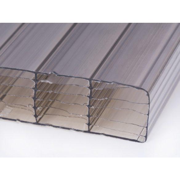 Bronz Standard Polikarbonát 16mm (100x100cm)