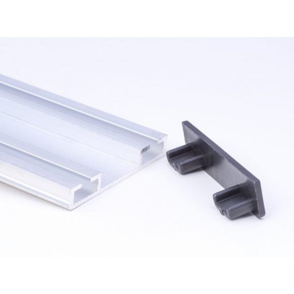 Polikarbonát (Alu Leszorító  profil 50mm) 300cm