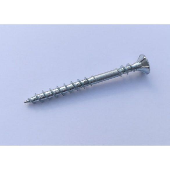 Reisser Fa burkolólap rögzítő csavar 4,5x70mm(140db/doboz)