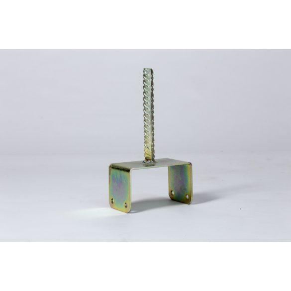 Gerendatalp 15cm-es gerendához, betonozható