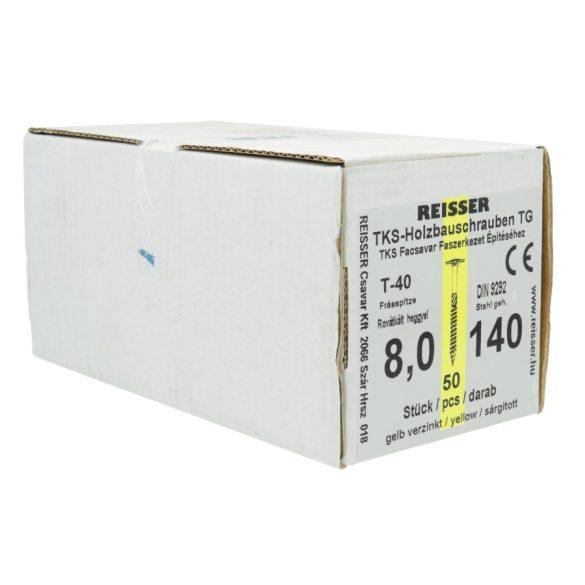 Gyorsépítő csavar (8x160mm)